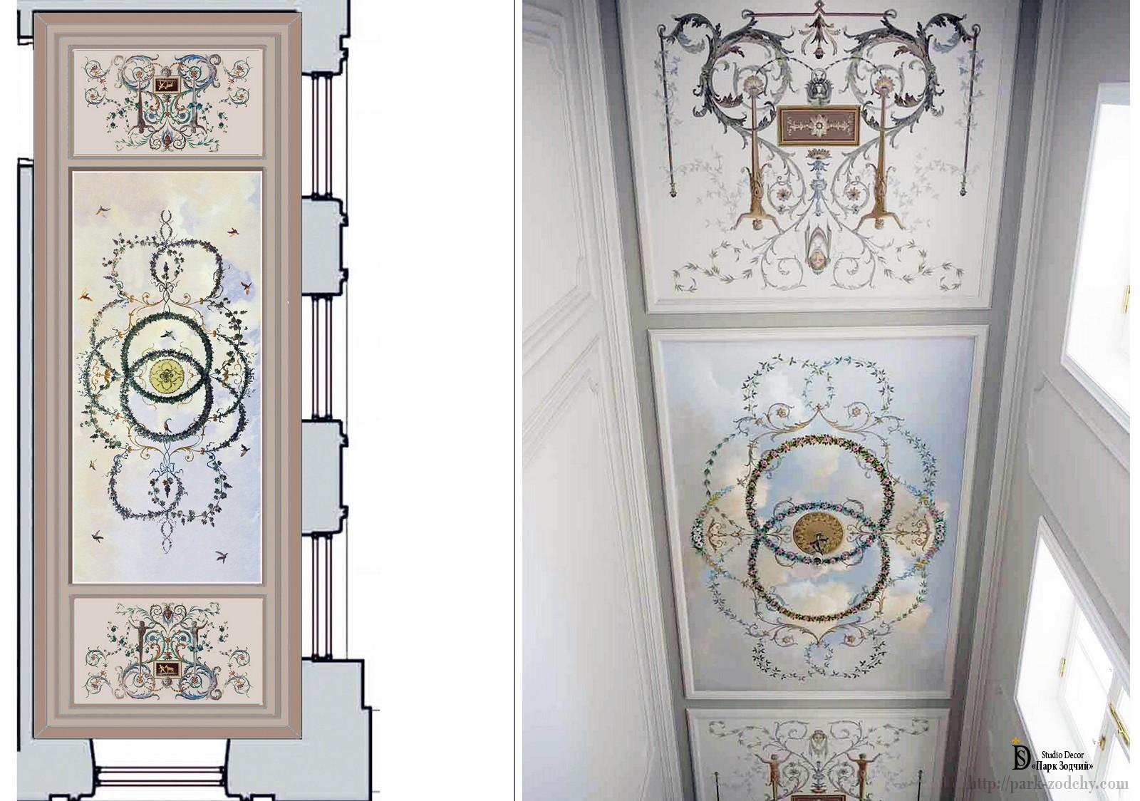 Проектирование декора