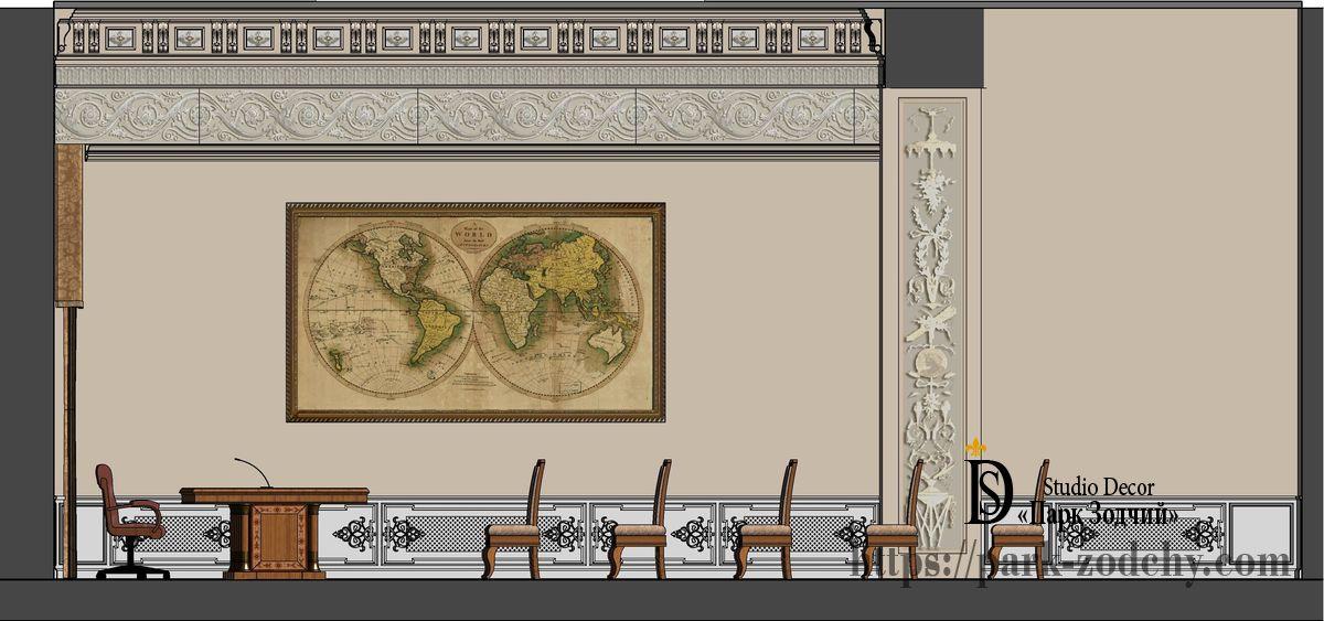 Заказать дизайн интерьера в Москве