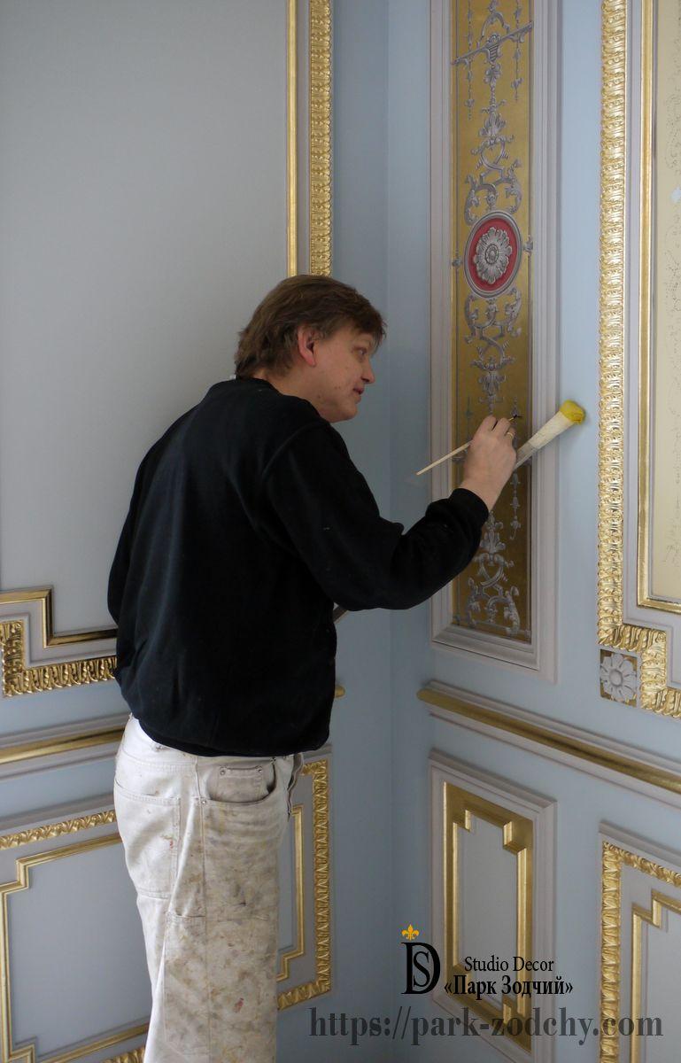 Интерьерный декор в Москве