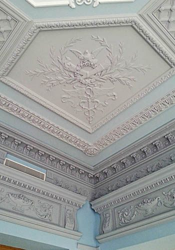 Plaster Stucco Moldings