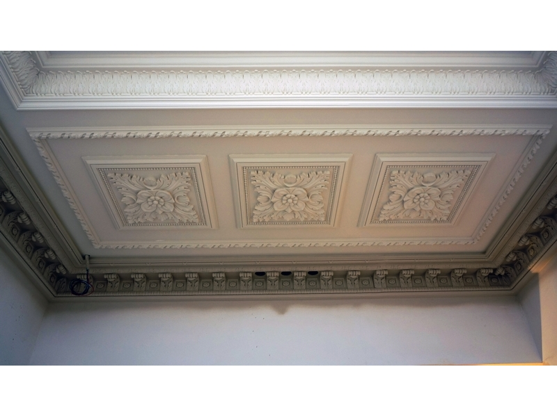 Stucco walls