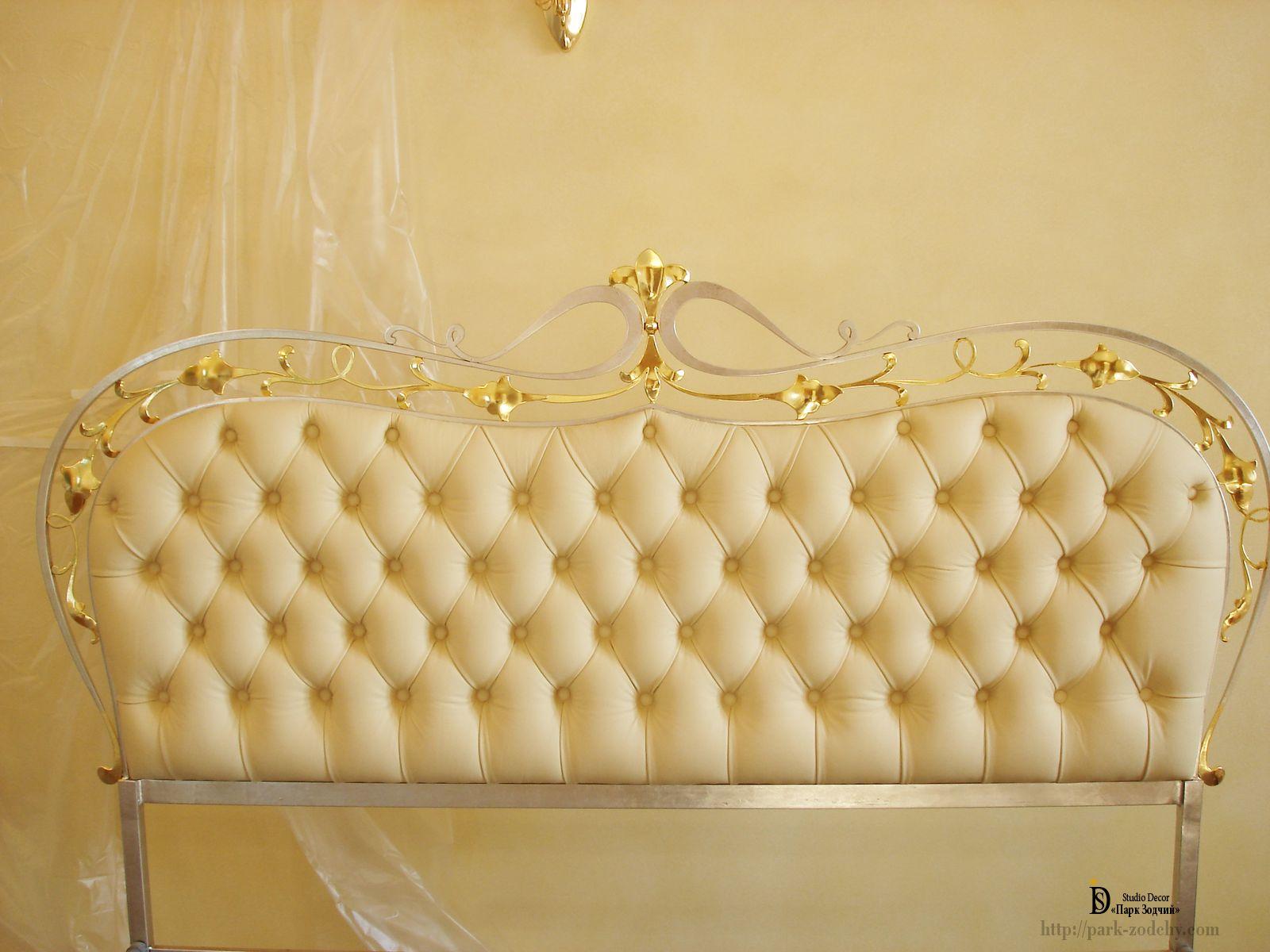 Золочение мебели — дворцовые шедевры для интерьеров