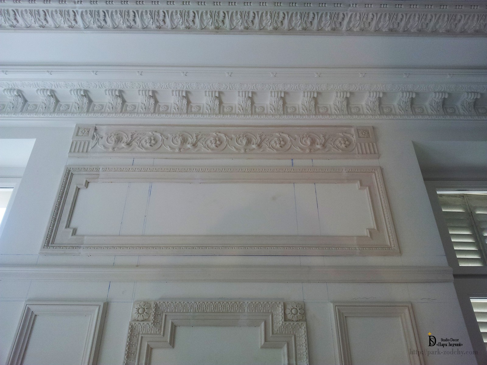 stucco walls modulename