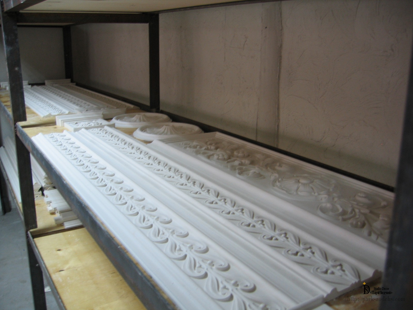 made ornamental molding