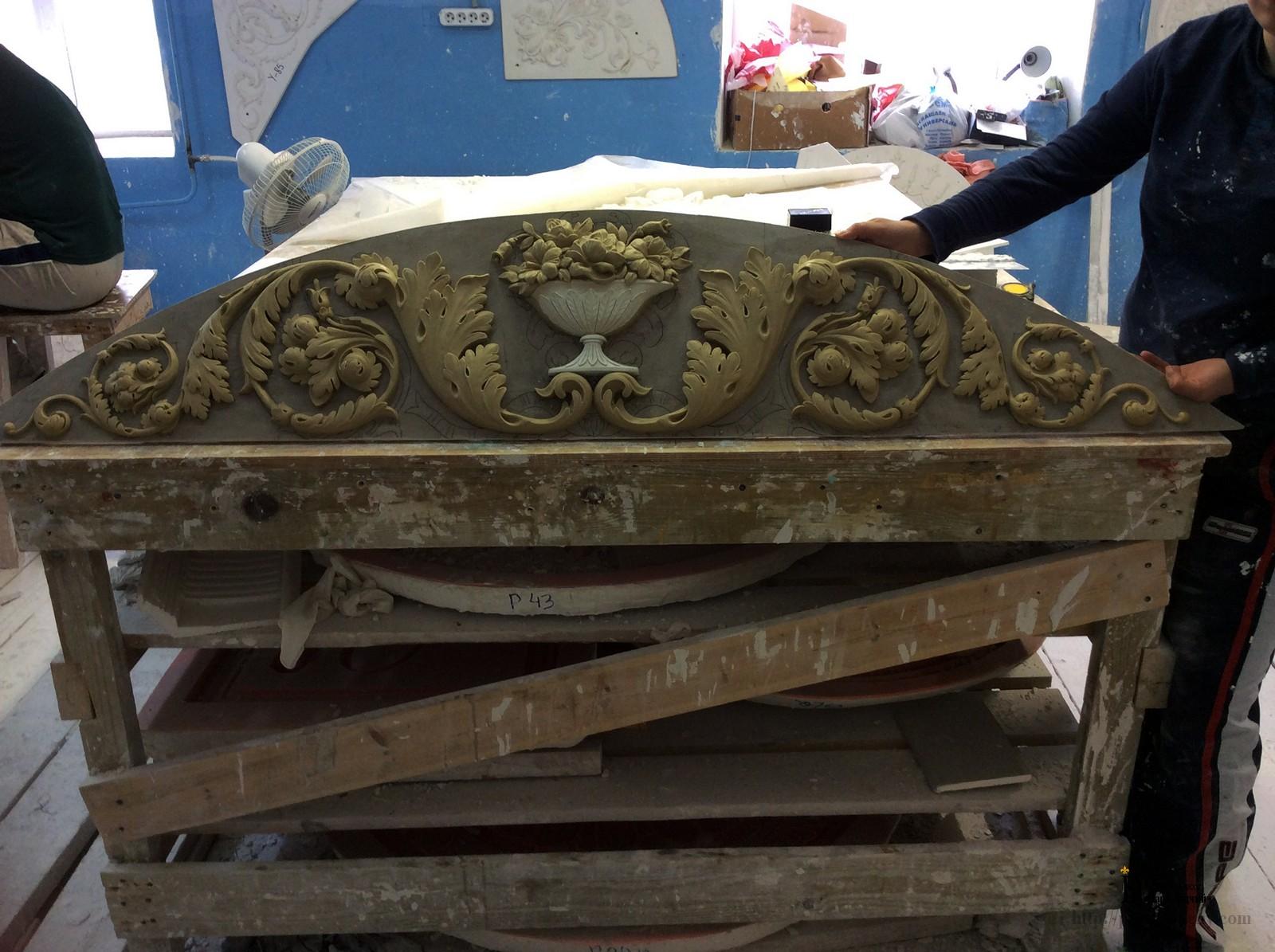 made ornamental molding