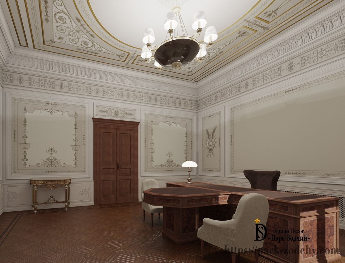 Interior design in st petersburg studio decor park zodchy for Articles on interior decoration